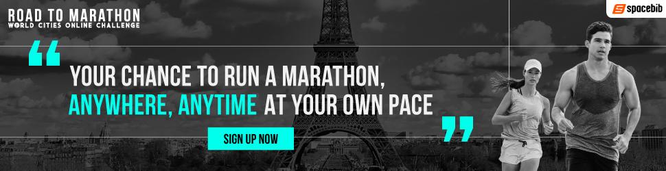 Road to Marathon - Spacebib