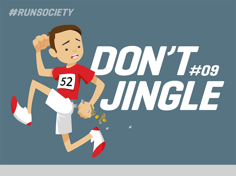 Don't jingle