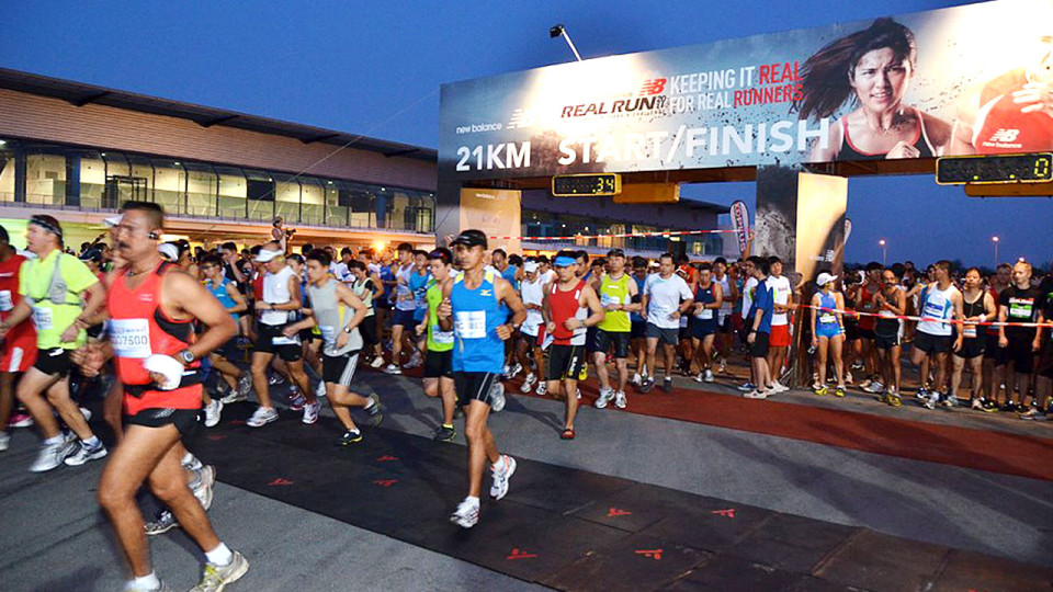 Race Prelude: HomeTeamNS – New Balance REAL Run 2011
