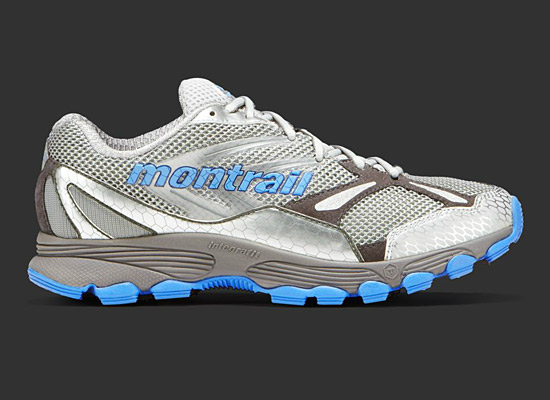 Montrail Badrock in 'Cool Grey, Fresh Blue' (Women)
