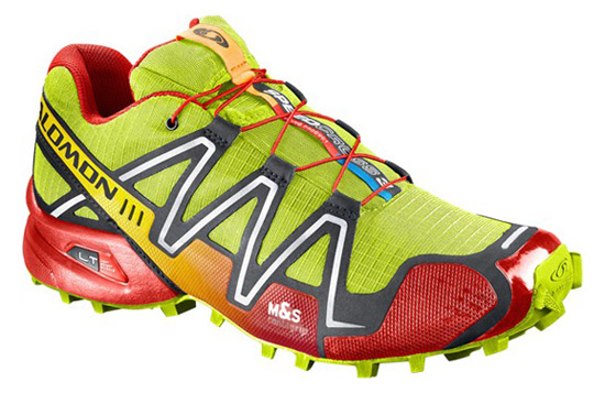 Salomon Speedcross 3 in 'Pop Green' (Men)