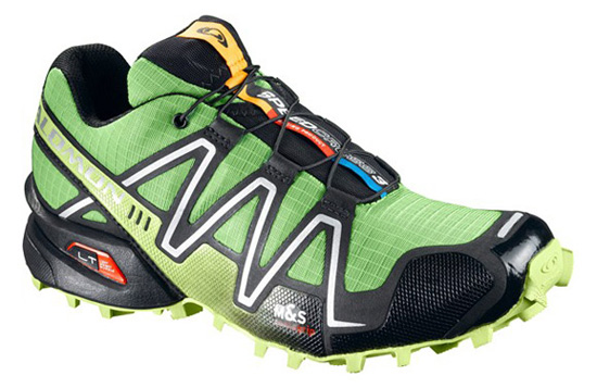 Salomon Speedcross 3 in 'Green Bean' (Women)