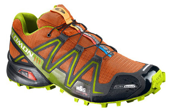 Salomon Speedcross 3 CS in 'Terra Cota' (Men)