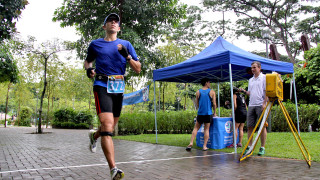 MR25 10KM Elite Run 2011