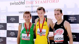 Swissôtel Vertical Marathon 2011
