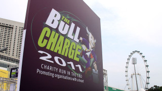 The Bull Charge 2011: Given a Run for the Money Raised