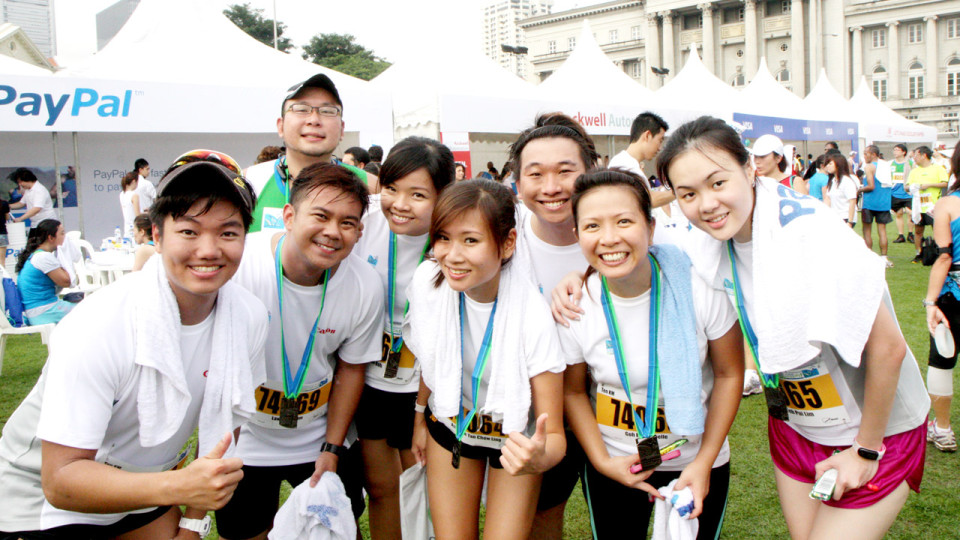 Runners Give Their Two Cents' Worth on the StanChart Marathon