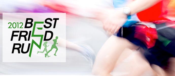 Best Friend Run 2012