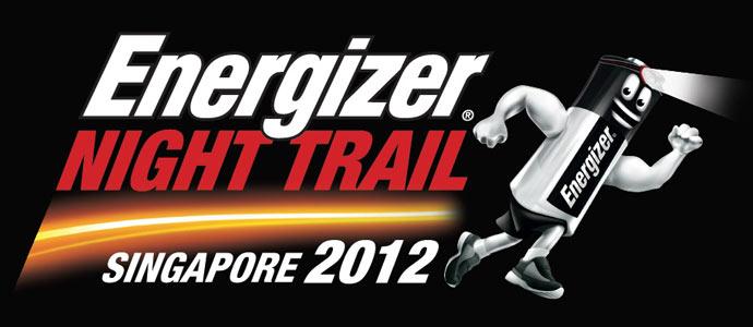 Energizer Singapore Night Trail 2012