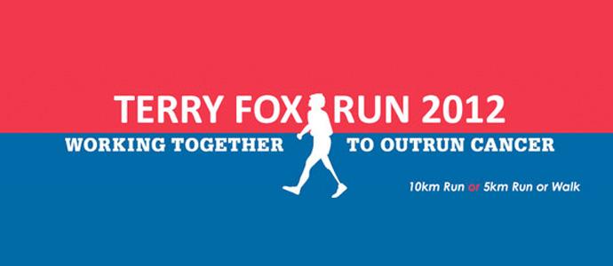 Terry Fox Run 2012