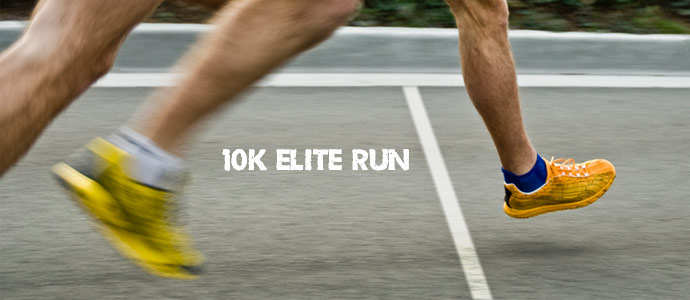 MR25 10K Elite Run – November 2012