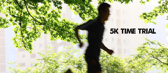 MR25 5K Time Trial – December 2012