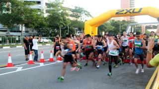 Race Prelude: 2XU Compression Run 2012