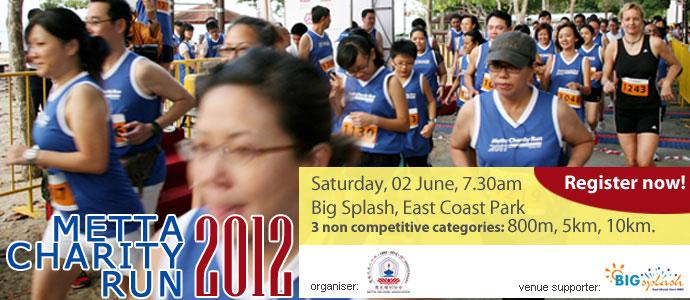 Metta Charity Run 2012