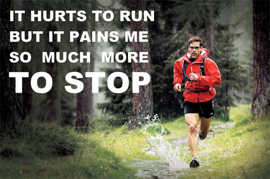 Pain to stop