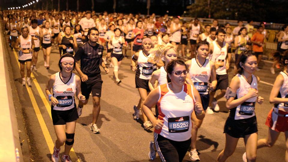 Sundown Marathon 2012: See the Night in a Different Light
