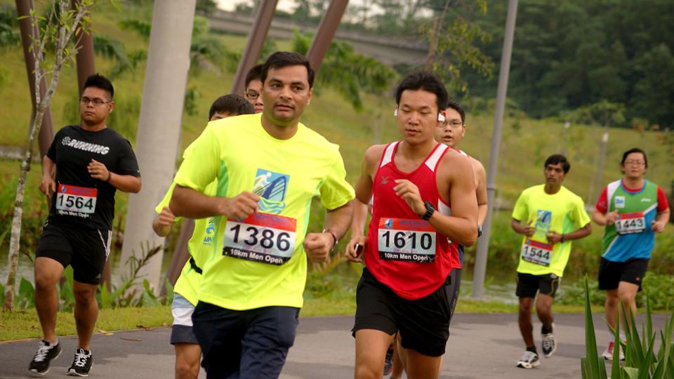 Waterway Passion Active Run 2012: Sunday Communal Fun!
