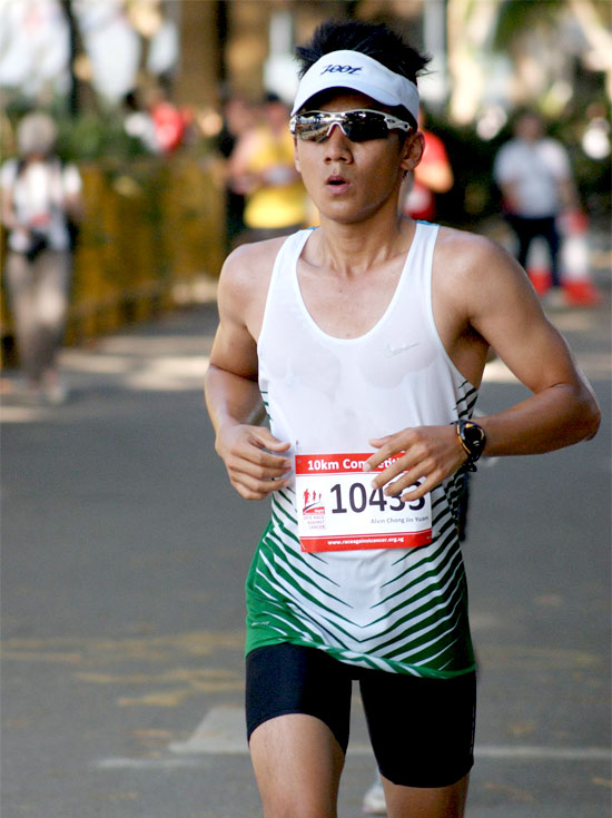 SingTel Race Against Cancer 2012: Not A Lonely Race