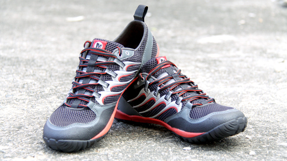 Merrell Trail Glove Barefoot Running Shoes Review