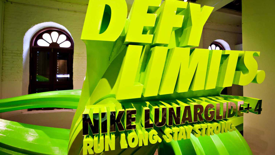 A Showcase of Nike's Latest Innovations Comes to Southeast Asia
