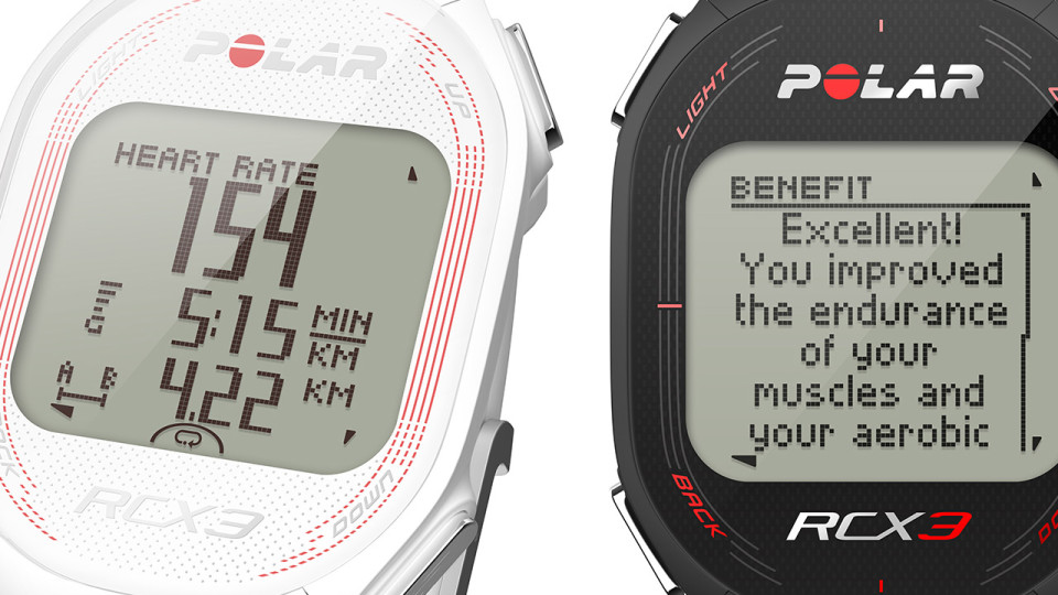 Polar GPS-ready RCX3 Gives Instant Feedback Of Your Workout