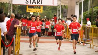 Celebrating 25th Anniversary: Swissotel Vertical Marathon 2012