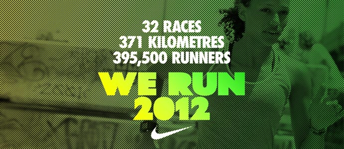 Nike We Run SG 2012