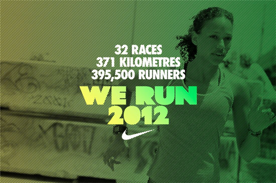Nike's We Run Race Series Returns, Inspiring & Connecting Runners Globally with Nike+