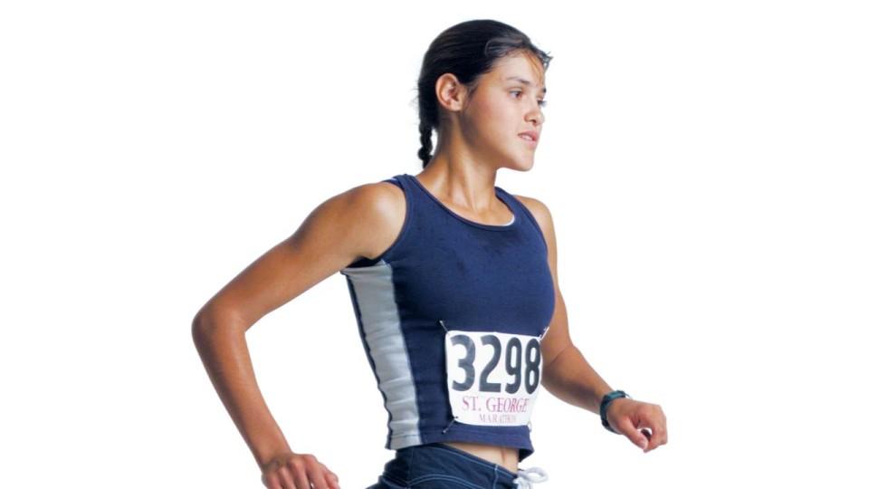 Good Form for Effortless Running