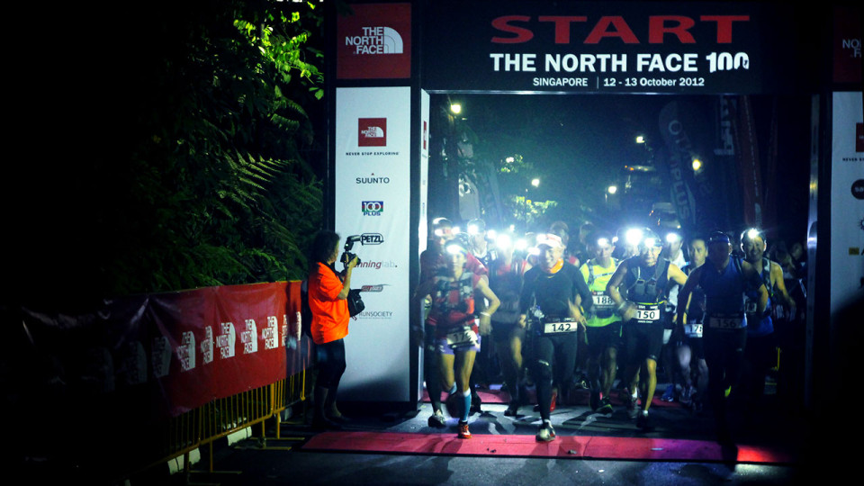 The North Face 100 Singapore Race 2012: You Won't Sleep On This