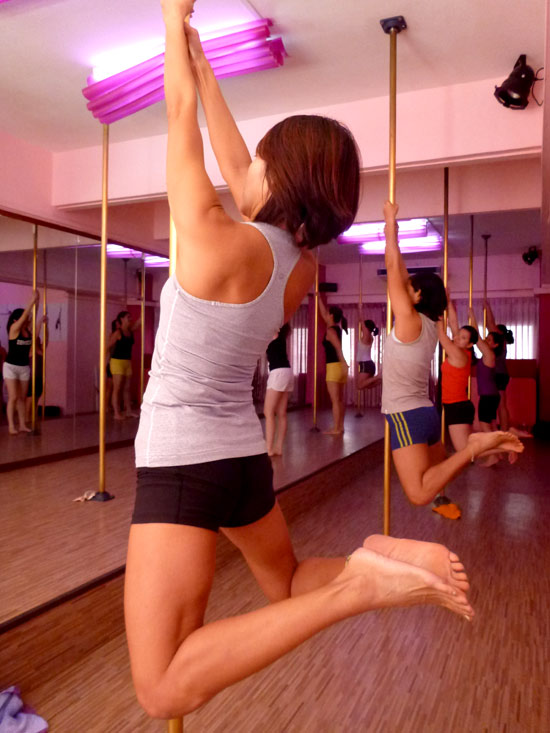 Pole Dancing: A Fun & Sexy Way to get Fit