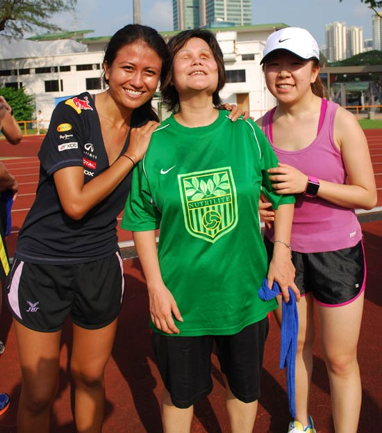 Running Blind: An Interview with Wai Yee