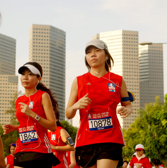 Great Eastern Women's Run 2012: Honest to Goodness Female Camaraderie