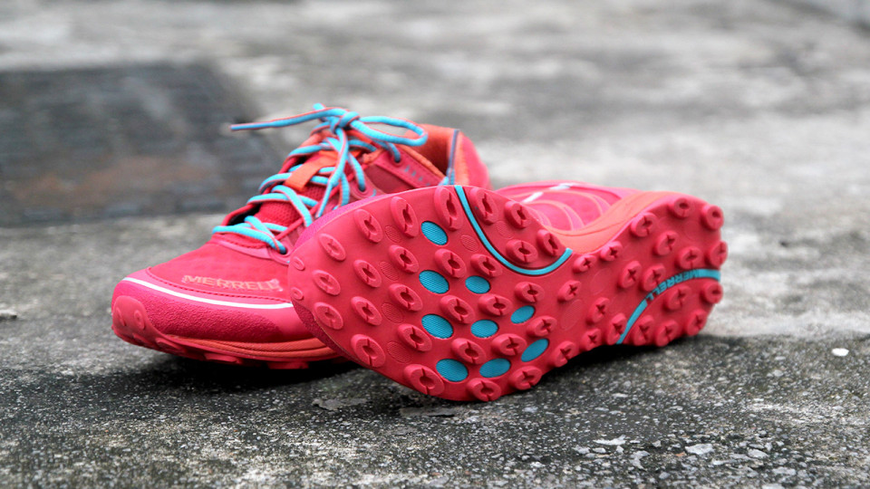 Merrell Women's Mix Master Glide: Conquering Trails & Uneven Terrains