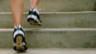 Stair Climbing vs. Running