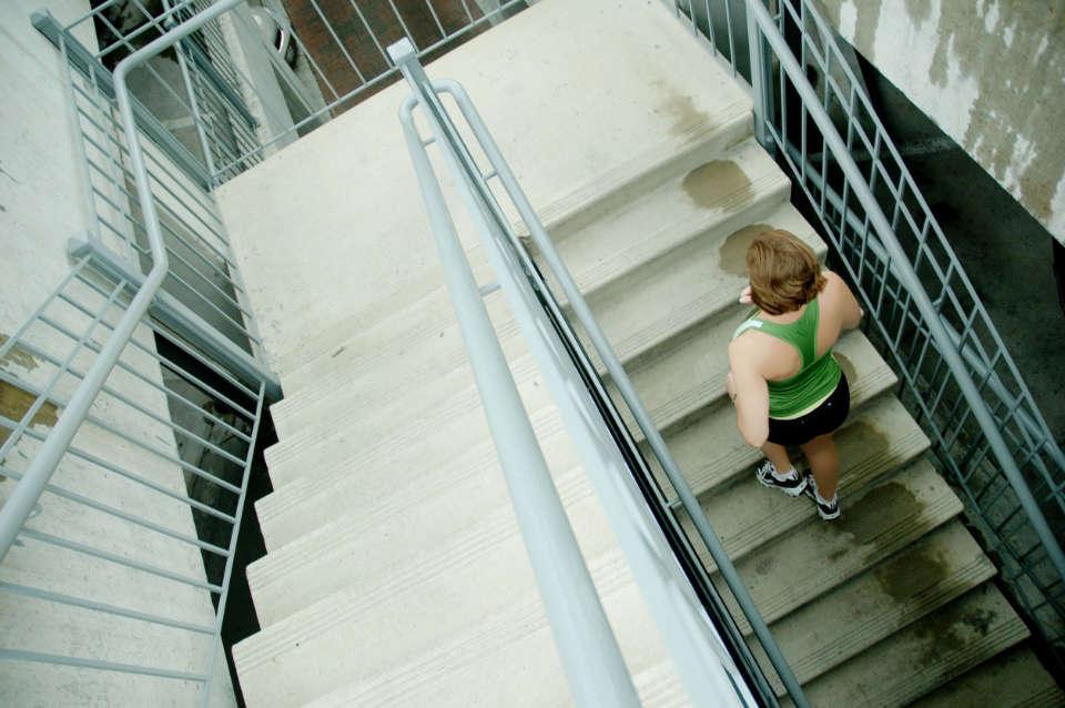 Stair Climbing vs. Running