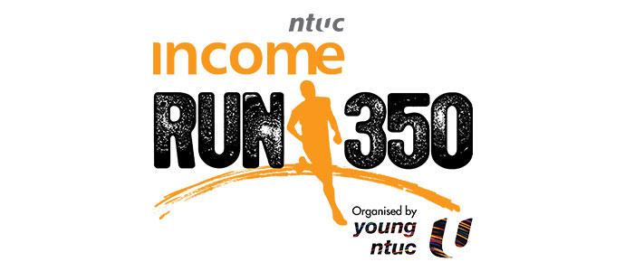 NTUC Income RUN 350 2013