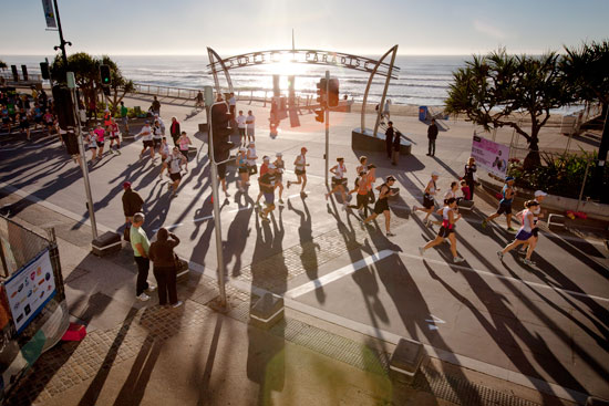 Gold Coast Airport Marathon 2013: Race Along Beautiful Beaches