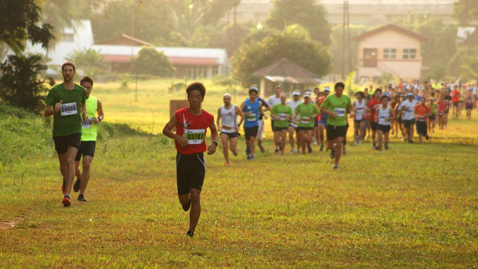 Green Corridor Run 2013: A Run to Soothe Your Nerves