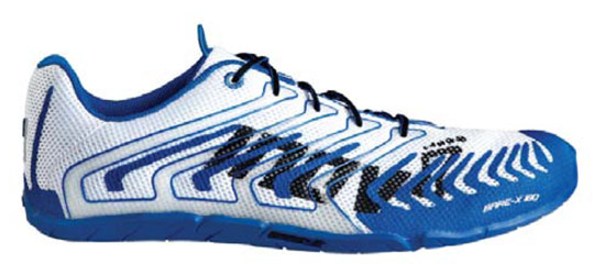 Go Bare with Inov-8 Road Shoes