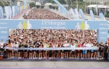 J.P. Morgan Corporate Challenge 2013