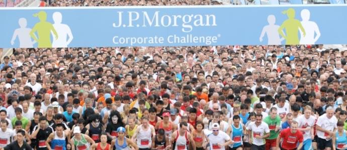 J.P. Morgan Corporate Challenge 2013