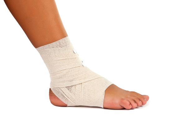 Preventing Ankle Sprain Through Improved Proprioception