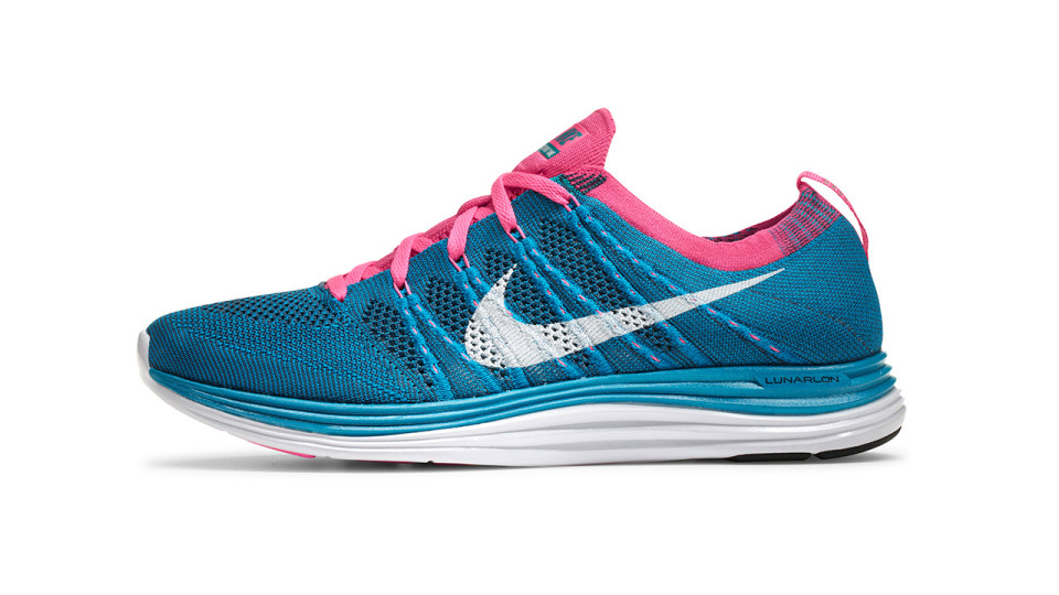 The Perfect Run with Nike Flyknit Lunar1+
