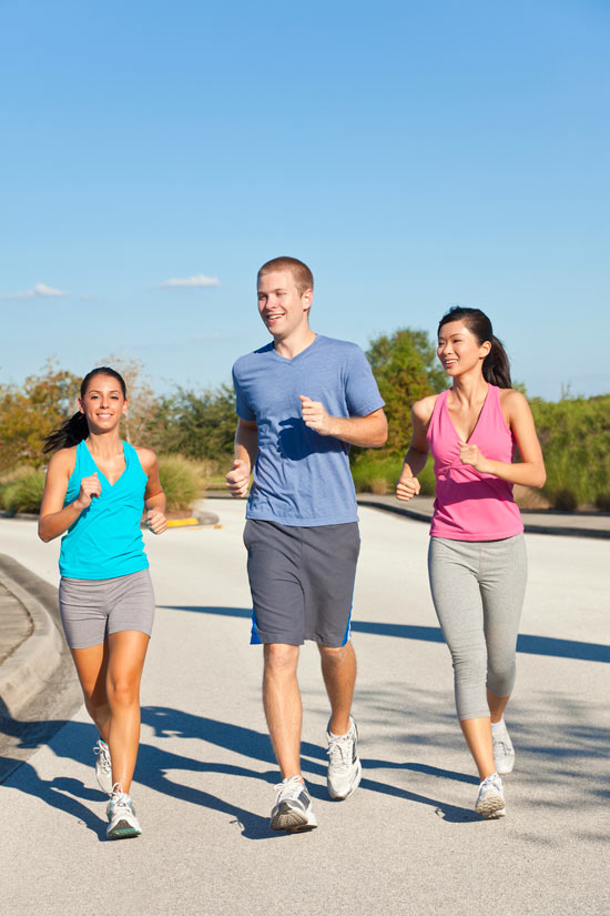 Why You Need a Running Buddy