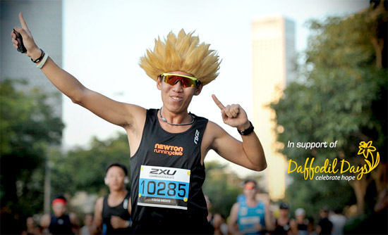 20,000 To Run 2XU Compression Run In Support Of Daffodil Days