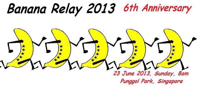 Banana Relay 2013