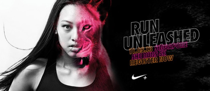 Nike She Runs SG 2013