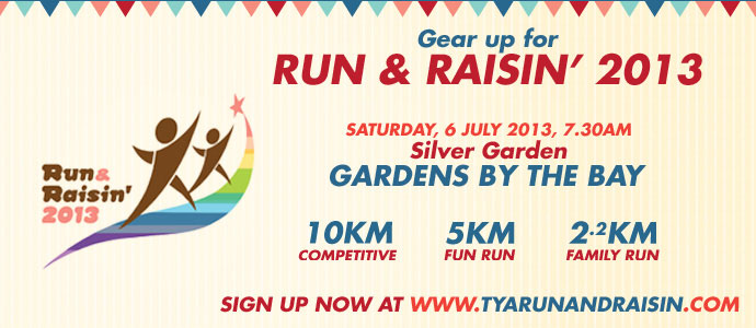 Run & Raisin' 2013