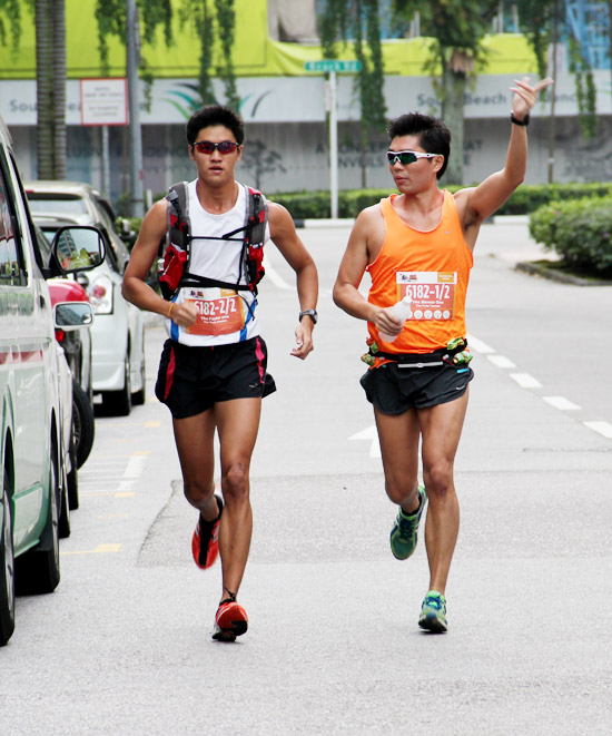The North Face Singapore City Race 2013: Amazing Race Style Discovery!